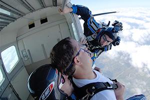Skydiving Video Packages Nashville
