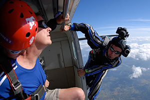 Get a Video of your Skydive in Nashville!